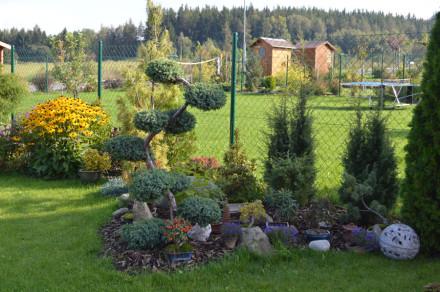 Okrasná zahrada - Příbram