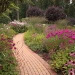 Květinová zahrada (foto: I. Sáček, senior)