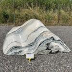 7013 - Cloudy Veins - 75*160*60 cm - 684 kg - 68.495,- Kč