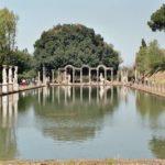 Canopus Hadriánovy vily, Tivoli, Řím (foto: FoekeNoppert)