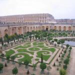 Oranžerie v zahradách zámku Versailles (foto: Tkx)