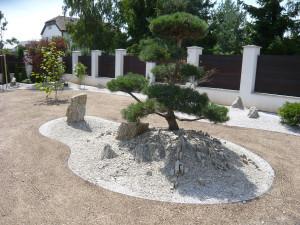 Okrasná zahrada - Praha Libeň