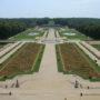 Zahrada v Vaux-le-Vicomte (foto: Esther Westerveld)