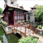 Čínská zahrada Kche-jüan (foto: Citibay)