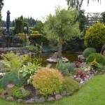 Okrasná zahrada Podlesí - 05