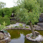 Okrasná zahrada Podlesí - 08