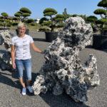 Okrasné solitérní kameny Impeka