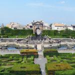 Renesanční zahrada u Villa Lante