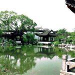 Čínská zahrada v Tchung-li (foto: Gisling)