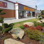 Tvarované stromy u outlet centra 4