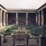 Zahrada Vettii, Pompeje (foto: Patricio Lorente)