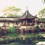 Zahrada Mistra rybářských sítí v Su-čou (foto: Gisling)